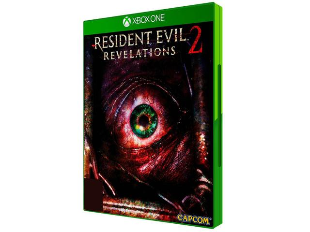 Imagem de Resident Evil Revelations 2 para Xbox One