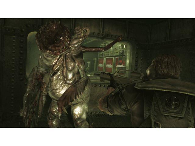 Imagem de Resident Evil Revelations para Xbox 360