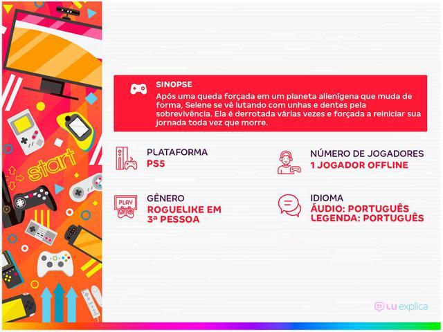 Imagem de Returnal para PS5 Housemarque