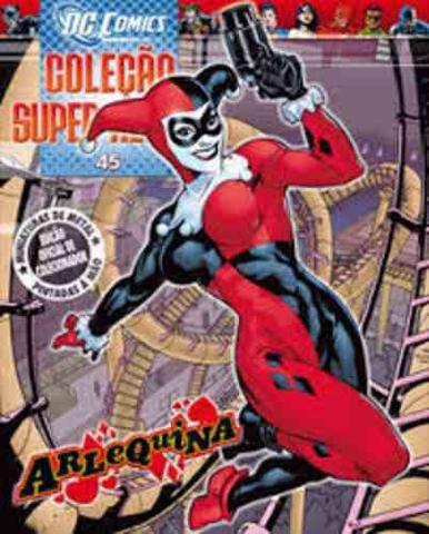 Imagem de Revista Dc Comics Edição Especial - Arlerquina Eaglemoss