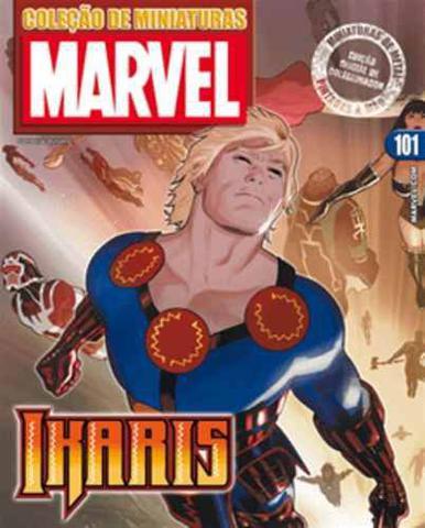Imagem de Revista Marvel Edição Especial - Ikaris Eaglemoss