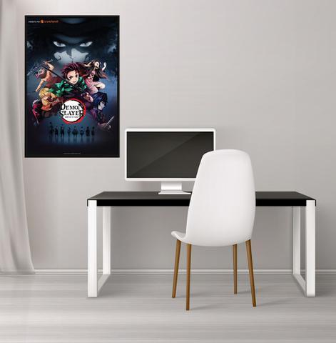 Imagem de Revista Superpôster - Demon Slayer