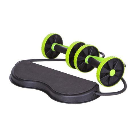 Imagem de Revoflex Academia em Casa Xtreme Elástico Exercicio Aparelho Roda Abdominal Portatil