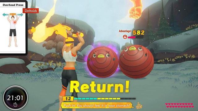 Imagem de Ring Fit Adventure - Switch