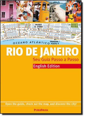 Imagem de Rio de janeiro - english edition-open the guide, check out the map, and dis