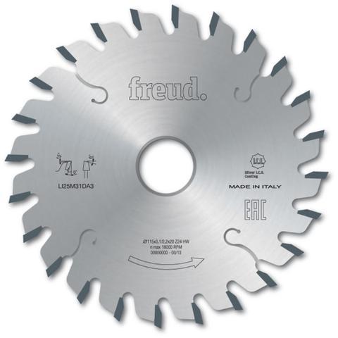 Imagem de Riscador Cônico Ø 115 mm x 45 x 24Z - LI25M31-DC3br3,1 a 4,2 mm