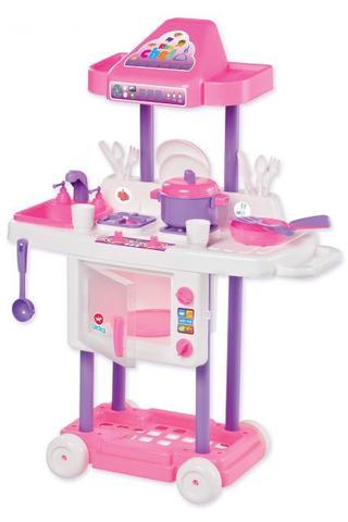 Imagem de Riva Chef Cozinha Infantil Completa Brinquedo Calesita
