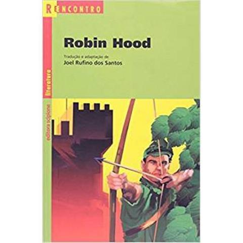 Imagem de Robin Hood - Coleção Reencontro - Joel Rufino dos Santos