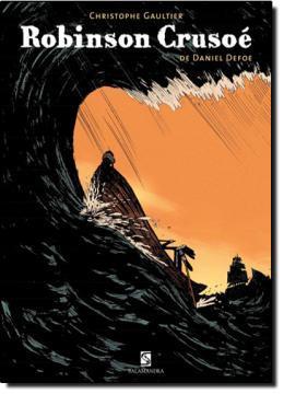 Imagem de Robinson crusoe - Salamandra Literatura (Moderna)