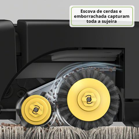 Imagem de Robô Aspirador De Pó Inteligente Roomba 621  iRobot