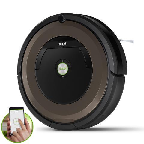 Imagem de Robô Aspirador de Pó Inteligente Roomba 890 iRobot