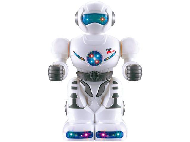 Imagem de Robô com Movimento Tectoys Ágil Emite Som