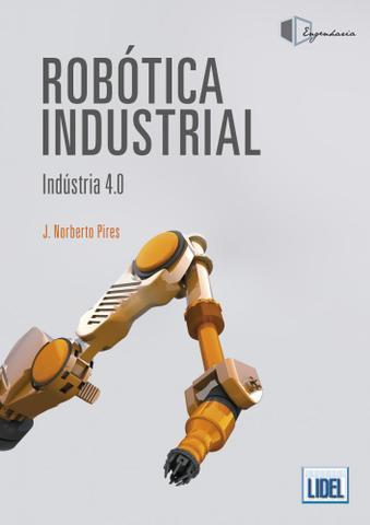Imagem de Robótica Industrial. Indústria 4.0