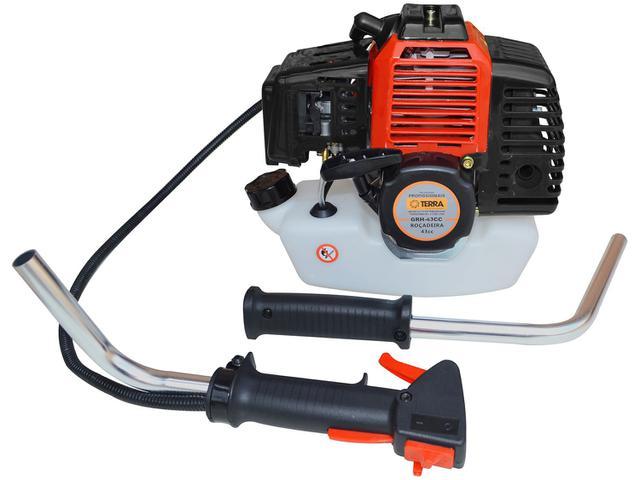 Imagem de Roçadeira à Gasolina Terra Equipamentos GRHB430