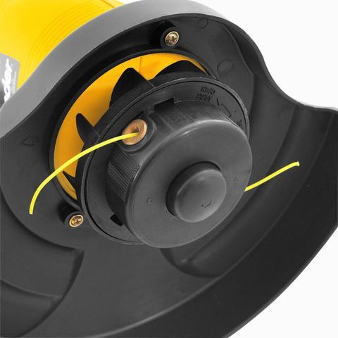Imagem de Roçadeira Elétrica Para Cortar Grama Aparador Vonder Ag1000 1000w 220V