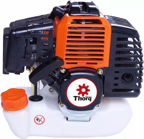 Imagem de Roçadeira Profissional à Gasolina 63cc 3,5CV de Potência