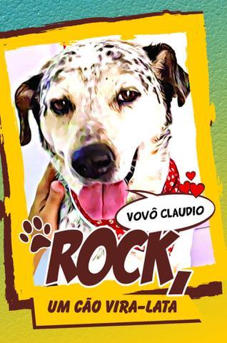 Imagem de Rock: Um Cão Vira-Lata - Scortecci Editora