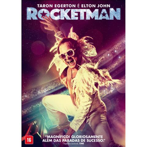 Imagem de Rocketman - DVD