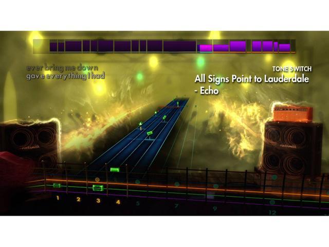 Imagem de Rocksmith 2014: All New Edition para Xbox 360