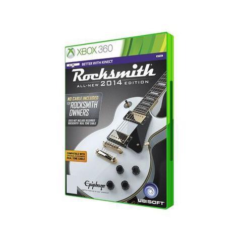 Imagem de Rocksmith 2014 - All-New Edition - XBOX 360