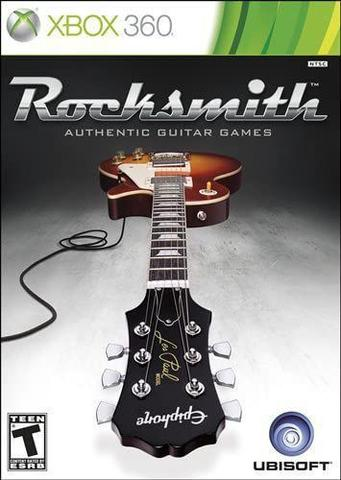 Imagem de Rocksmith 2014 - XBOX 360
