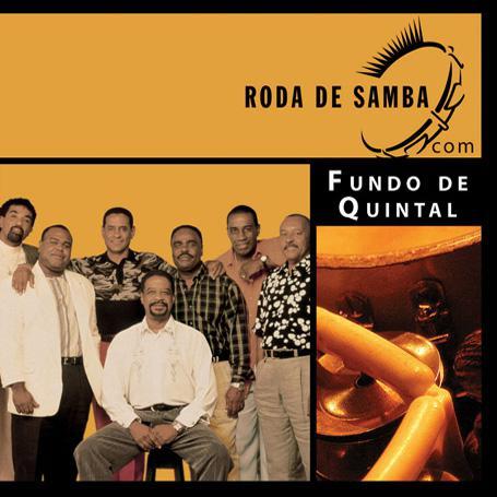 Imagem de Roda De Samba - Grupo Fundo De Quintal - CD