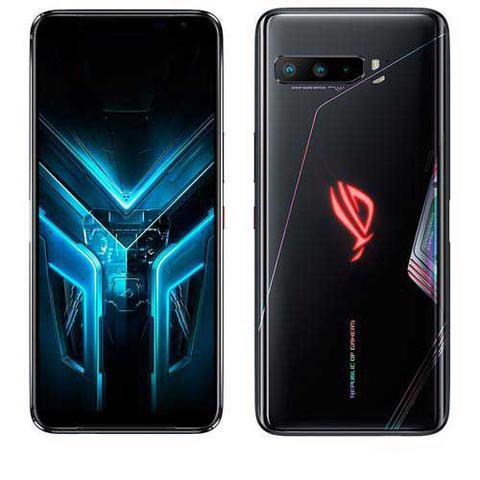 Celular Smartphone Asus Rog Phone 3 Zs661ks 128gb Preto - Dual Chip