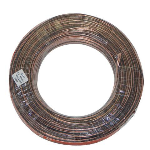 Imagem de Rolo 100m Fio Paralelo Som Contactsul 2x2,50 Mm / 2x2.50mm