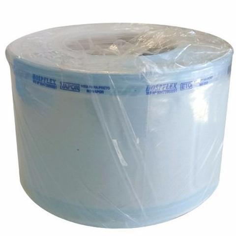 Imagem de Rolo Embalagem para Autoclave 10cm X 100 Metros Papel Grau Hospflex