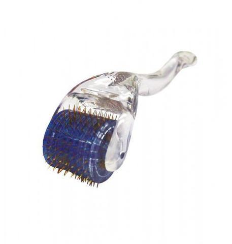 Imagem de Rolo para Microagulhamento Derma Roller 200 agulhas 1,0mm - Fabinject