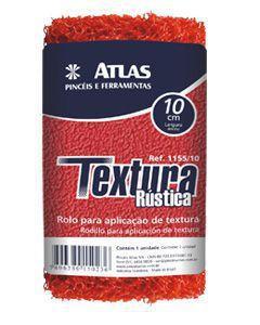 Imagem de Rolo Textura Rústico Nylon 1155 23Cm Atlas