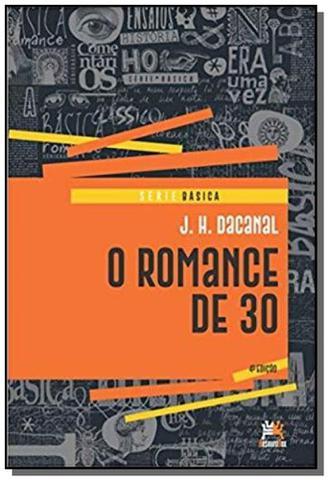 Imagem de Romance de 30, o - serie basica - besourobox