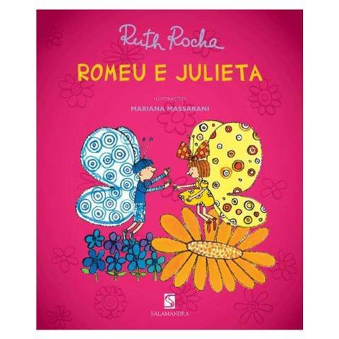 Imagem de Romeu E Julieta - Ruth Rocha