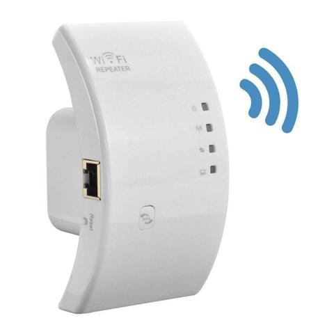 Imagem de Roteador Repetidor Sinal Wifi 300mbps Wps Ap Aumentar Sinal