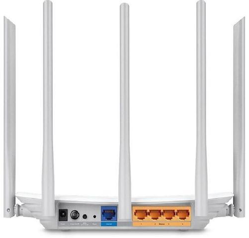 Imagem de Roteador Tp Link archer C50 Ac1200 Dual Band 4 Antenas