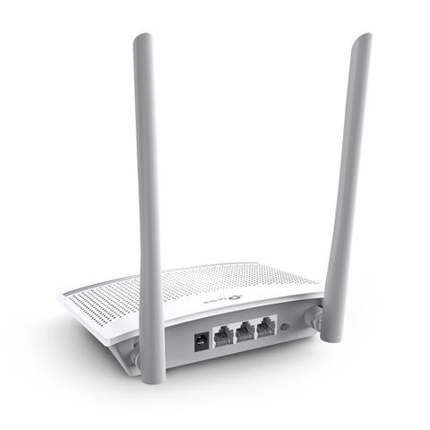 Imagem de Roteador TP-Link Wireless N 300Mbps 2 Antenas 5DBI IPv6 MIMO 2x2 Rede Para Convidados - TL-WR820N