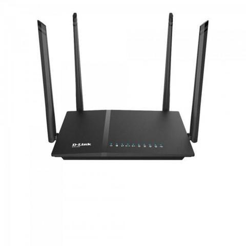 Imagem de Roteador Wireless 1200Mbps Dir-825 Preto D-Link