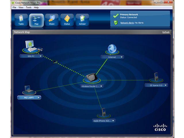 Imagem de Roteador Wireless 150mbps 4 Portas