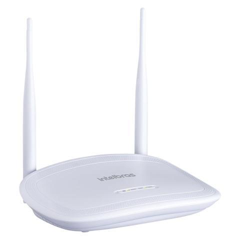 Imagem de Roteador Wireless 300mbps Intelbras 2,4 GHz IWR 3000N