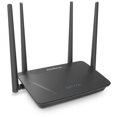 Imagem de Roteador Wireless Dual Band Ac 1200mbps Rf 1200 Intelbras