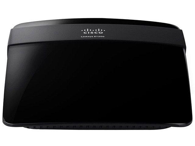 Imagem de Roteador Wireless Linksys E1200-BR 300Mbps