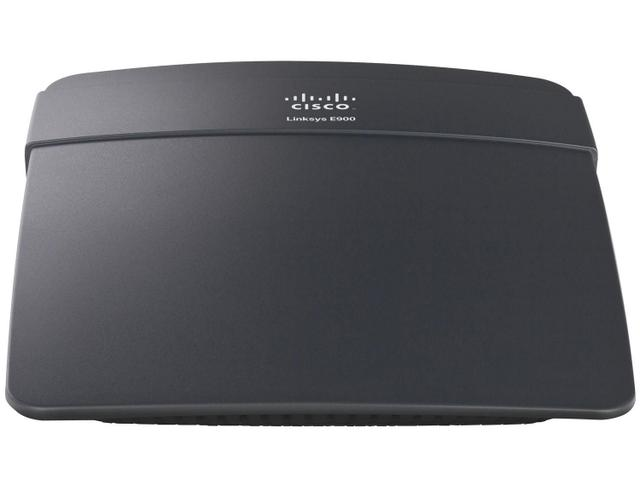 Imagem de Roteador Wireless Linksys E900-BR