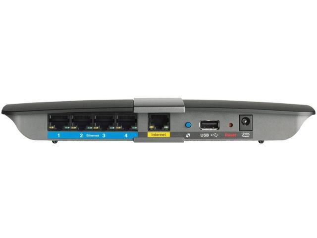 Imagem de Roteador Wireless Linksys EA4500