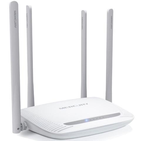 Imagem de Roteador Wireless N 300MBPS 4 Antenas Fixas 5 DBI MW325R Mercusys