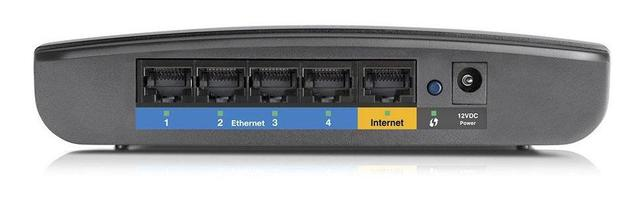 Imagem de Roteador Wireless N300 300Mbps E900 Preto Linksys
