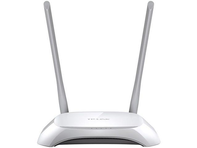 Imagem de Roteador Wireless Tp-link TL-WR840N 300mbps
