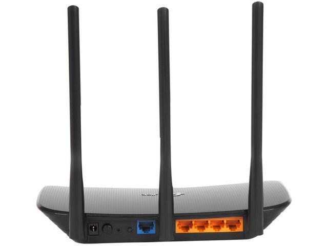 Imagem de Roteador Wireless Tp-link TL-WR940N 450mbps