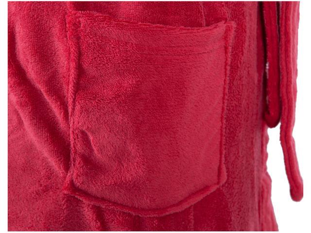 Imagem de Roupão Atlântica Kimono de Microfibra Dalia