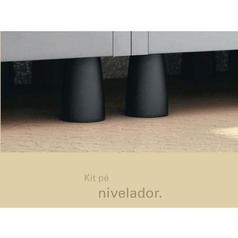 Imagem de Roupeiro de Aço com 20 Portas Pequenas - PANDIN - CINZA/CINZA