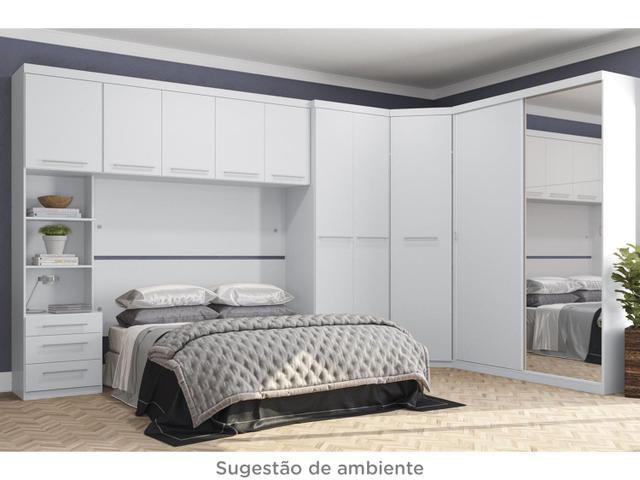 Imagem de Roupeiro de Canto Modulado 1 Porta Kappesberg
